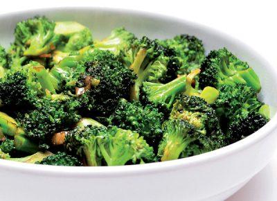Broccoli saltati all'orientale