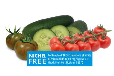Valfrutta nichel-free, la dieta mediterranea è davvero per tutti